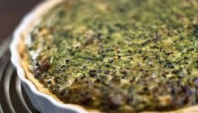 spinazie tartje